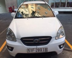 Bán Kia Carens sản xuất năm 2009, màu trắng giá 210 triệu tại Tp.HCM