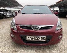 Bán xe Hyundai i20 2011, màu đỏ, nhập khẩu nguyên chiếc giá 280 triệu tại Hải Dương