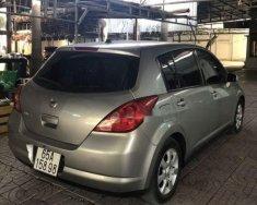 Bán Nissan Tiida năm sản xuất 2007, màu bạc, nhập khẩu nguyên chiếc số tự động giá 295 triệu tại Bình Dương