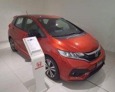 Cần bán xe Honda Jazz 1.5RS sản xuất 2018, màu đỏ, nhập khẩu nguyên chiếc giá 624 triệu tại Tp.HCM