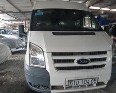 Bán Ford Transit tải Van 6 chỗ 850kg máy dầu, đời 2009, chạy được giờ cấm trong TP giá 295 triệu tại Tp.HCM