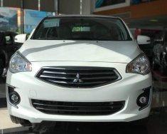 Bán xe Mitsubishi Attrage đời 2019, màu trắng, nhập khẩu nguyên chiếc Thái Lan giá 376 triệu tại TT - Huế