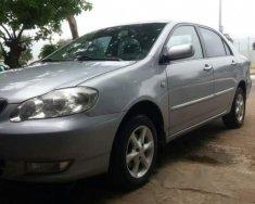 Bán Toyota Corolla altis MT năm 2001, màu bạc xe gia đình, giá chỉ 235 triệu giá 235 triệu tại Đà Nẵng