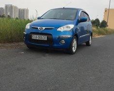 Cần bán Hyundai i10 1.1 AT năm 2009, màu xanh lam, nhập khẩu   giá 245 triệu tại Tp.HCM