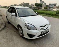 Cần bán lại xe Hyundai Verna năm sản xuất 2010, màu trắng, xe nhập giá 190 triệu tại Hà Nội