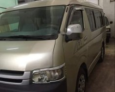 Cần bán gấp Toyota Hiace đời 2008, giá 330tr giá 330 triệu tại Tp.HCM