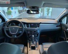 Bán xe Peugeot 508 1.6 AT sản xuất năm 2015, màu đen, nhập khẩu nguyên chiếc giá 1 tỷ 190 tr tại Tp.HCM
