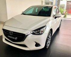 Cần bán Mazda 2 sản xuất 2019, màu trắng, nhập khẩu Thái giá 564 triệu tại Quảng Ngãi