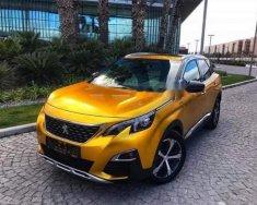 Cần bán Peugeot 3008 sản xuất năm 2018, màu vàng giá 1 tỷ 199 tr tại Nghệ An