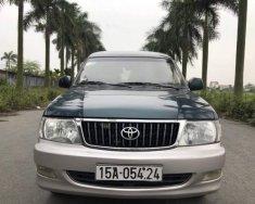 Bán xe Toyota Zace GL năm 2003, chính chủ giá cạnh tranh giá 190 triệu tại Hải Phòng