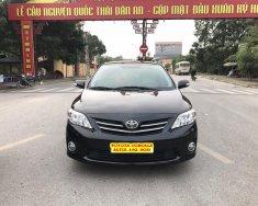 Cần bán Toyota Corolla Altis 1.8 G sản xuất 2011, màu đen, siêu mới giá 490 triệu tại Hà Nội
