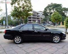 Bán Toyota Camry 3.0V năm 2004, màu đen như mới giá 365 triệu tại Hà Nội