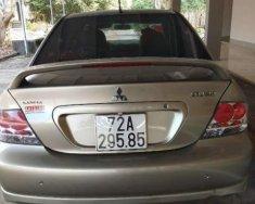 Bán ô tô Mitsubishi Lancer Gala 2.0 năm 2005, màu vàng, xe nhập, 275 triệu giá 275 triệu tại BR-Vũng Tàu