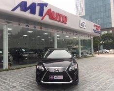 Bán ô tô Lexus RX 200T sản xuất năm 2016, màu đen, nhập khẩu giá 2 tỷ 980 tr tại Hà Nội