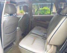 Cần bán lại xe Toyota Innova G đời 2007, màu đen  giá 335 triệu tại Sóc Trăng
