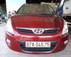 Cần bán Hyundai i20 sản xuất năm 2011, màu đỏ, xe nhập xe gia đình, giá tốt giá 345 triệu tại An Giang