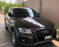 Cần bán gấp xe cũ Audi Q5 2016, màu nâu, nhập khẩu giá 1 tỷ 900 tr tại Tây Ninh