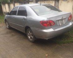 Bán xe Toyota Corolla J 1.3 MT đời 2003, màu bạc như mới  giá 155 triệu tại Thái Nguyên