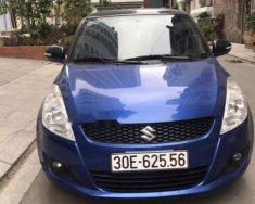 Bán Suzuki Swift màu xanh tím, số tự động 1.4, đời 2016 giá 492 triệu tại Hà Nội