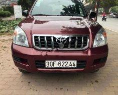 Bán ô tô Toyota Prado GX 2.7 MT sản xuất năm 2002, màu đỏ  giá 485 triệu tại Hà Nội