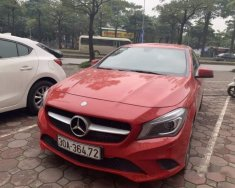 Bán Mercedes CLA 200 sản xuất năm 2014, màu đỏ, nhập khẩu  giá 970 triệu tại Hà Nội
