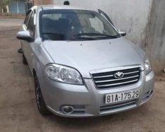 Gia đình bán lại xe Daewoo Gentra MT sản xuất 2008, màu bạc, giá 175tr giá 175 triệu tại Gia Lai