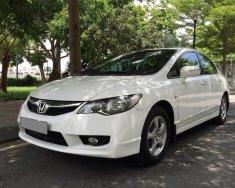 Cần bán xe Honda Civic 2009, màu trắng giá 383 triệu tại Tp.HCM