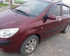 Bán xe Hyundai Click 1.4 AT năm 2008, màu đỏ, số tự động giá 225 triệu tại Bắc Ninh