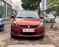 Bán Suzuki Swift 2016, đỏ cam, độ Full Led giá 495 triệu tại Hà Nội