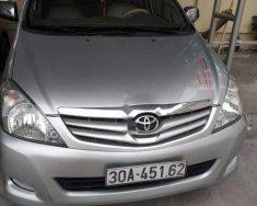 Cần bán lại xe Toyota Innova 2009, màu bạc, xe nhập như mới giá 380 triệu tại Hà Nội