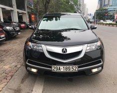 Cần bán Acura MDX năm 2011, màu đen, nhập khẩu nguyên chiếc giá Giá thỏa thuận tại Hà Nội