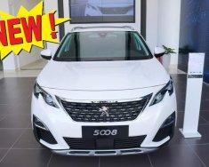 Cần bán 7 chỗ giao liền Peugeot 5008 1.6L turbo tăng áp 2019, màu trắng, KM hấp dẫn LH 0909076622 giá 1 tỷ 399 tr tại Tp.HCM