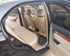 Cần bán Daewoo Gentra 2008, màu đen xe gia đình, giá 200tr giá 200 triệu tại Bình Dương