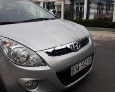 Bán Hyundai i20 đời 2010, màu bạc, xe nhập số tự động, giá chỉ 320 triệu giá 320 triệu tại Đồng Nai