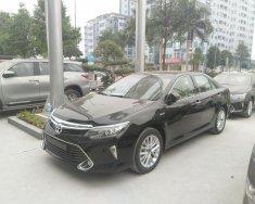 Bán Toyota Camry 2.0 E đời 2019, màu đen giá 997 triệu tại Bắc Giang
