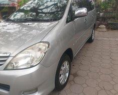 Cần bán xe Toyota Innova G 2010, màu bạc giá 385 triệu tại Hà Nội