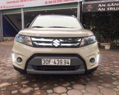 Bán xe Suzuki Vitara năm 2016, màu kem (be), nhập khẩu nguyên chiếc giá 680 triệu tại Hà Nội