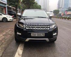 Cần bán xe LandRover Evoque Dynamic model 2012, màu đen, nhập khẩu giá 1 tỷ 320 tr tại Hà Nội