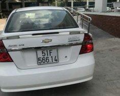 Bán ô tô Chevrolet Aveo 2015, màu trắng, bảo hành đúng kỳ giá 355 triệu tại Tp.HCM