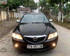 Bán Mazda 6 số sàn, đời 2003, màu đen giá 218 triệu tại Hải Phòng