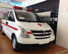 Bán xe Hyundai Starex FL cứu thương 2.4MT màu trắng giá 658 triệu tại Phú Thọ
