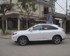 Bán ô tô Lexus RX 350 AWD sản xuất 2012, màu trắng, nhập khẩu nguyên chiếc giá 2 tỷ 200 tr tại Hải Phòng