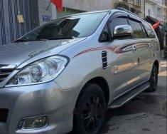 Bán Toyota Innova đời 2008, màu bạc xe gia đình, giá 390tr giá 390 triệu tại Tp.HCM