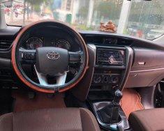 Cần bán lại xe Toyota Fortuner năm sản xuất 2017, màu đen, nhập khẩu số sàn, giá tốt giá 990 triệu tại Hà Nội