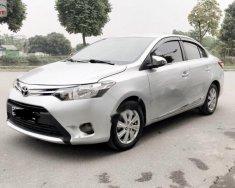 Cần bán gấp Toyota Vios 1.5E năm sản xuất 2015, màu bạc đã đi 40000 km giá 425 triệu tại Hà Nội