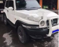 Bán xe Ssangyong Korando TX5 AT đời 2005, màu trắng giá 175 triệu tại Hải Dương