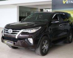 Cần bán Toyota Fortuner G 2.4MT sản xuất năm 2017, màu nâu, nhập khẩu nguyên chiếc giá cạnh tranh giá 996 triệu tại Tp.HCM