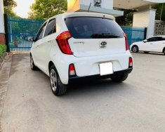 Bán ô tô Kia Morning năm sản xuất 2015, màu trắng, nhập khẩu giá 239 triệu tại Tp.HCM