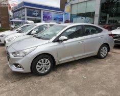 Cần bán xe Hyundai Accent 1.4 MT Base năm sản xuất 2019, màu bạc, 425tr giá 425 triệu tại Cần Thơ