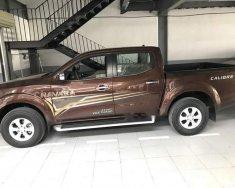 Bán Nissan Navara EL 2.5 AT 2WD 2018, màu nâu, nhập khẩu nguyên chiếc giá 635 triệu tại Hà Nội